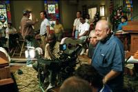 THE FIGHTING TEMPTATIONS, Director Jonathan Lynn on the set, 2003, (c) Paramount