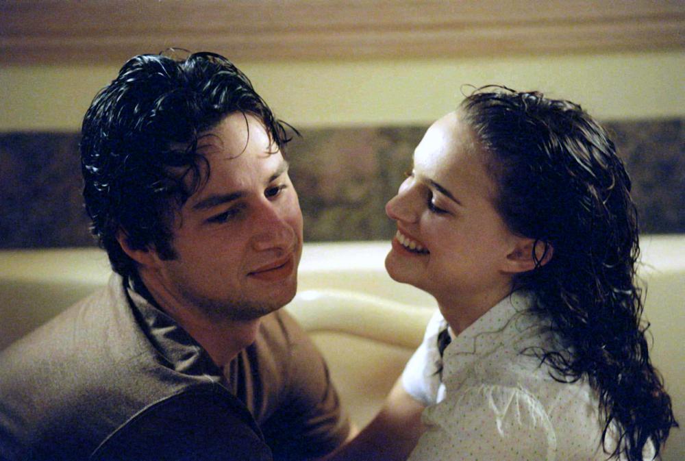 GARDEN STATE, Zach Braff, Natalie Portman, 2004, (c) Fox Searchlight