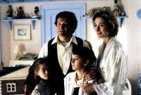 HOOK, Robin Williams, Amber Scott, Charlie Korsmo, Caroline Goodall, 1991, (c) TriStar