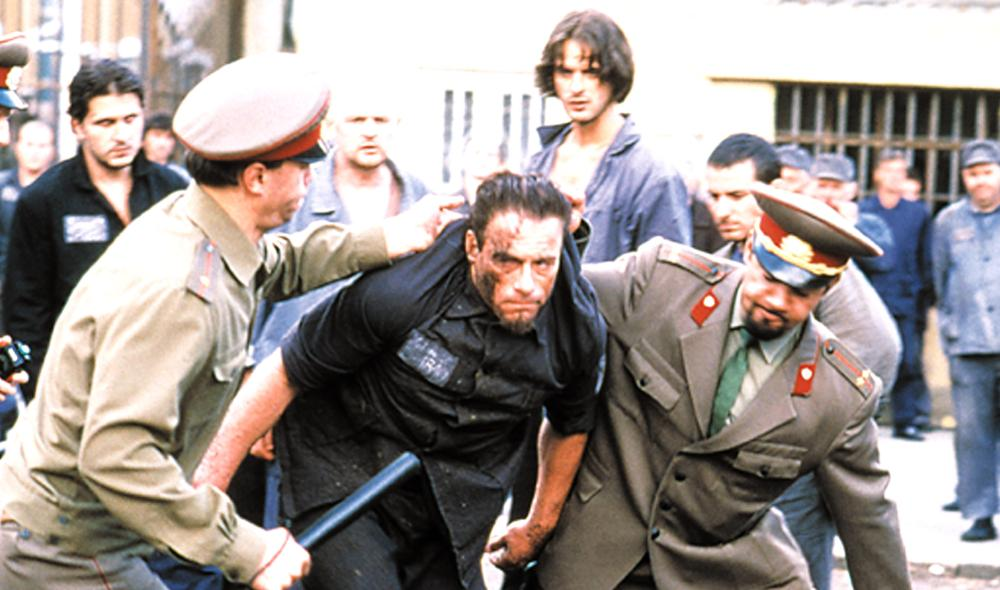 IN HELL, (THE SAVAGE) Jean-Claude Van Damme, 2003