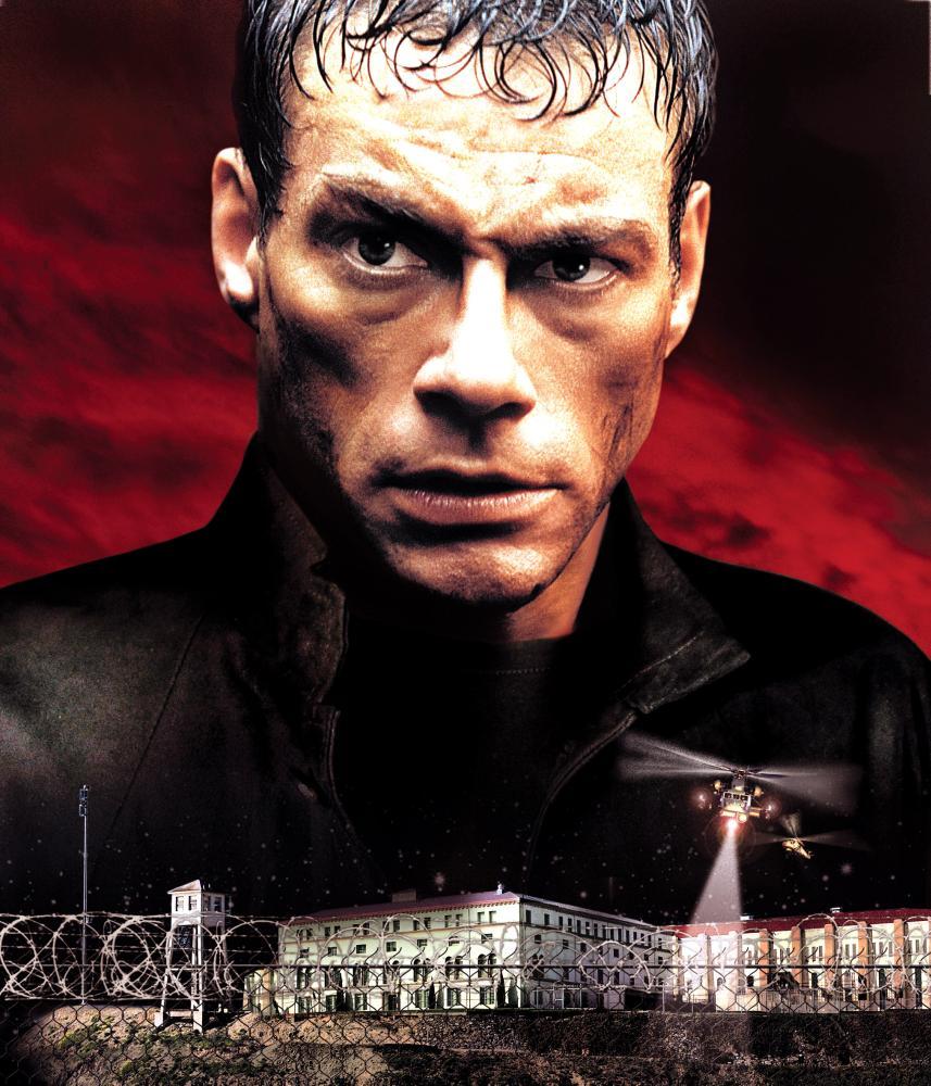 IN HELL, (THE SAVAGE), Jean-Claude Van Damme, 2003