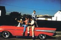 LOSIN' IT, Jackie Earle Haley, Shelley Long, John Stockwell, Tom Cruise, John P. Navin, 1983, (c) Embassy Pictures