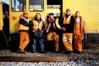 THE NAVIGATORS, Venn Tracey, Thomas Craig, Dean Andrews, Joe Duttine, 2001