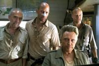 THE RUNDOWN, Ernie Misko, Jon Gries, Christopher Walken, Stuart Wilson, 2003, (c) Universal