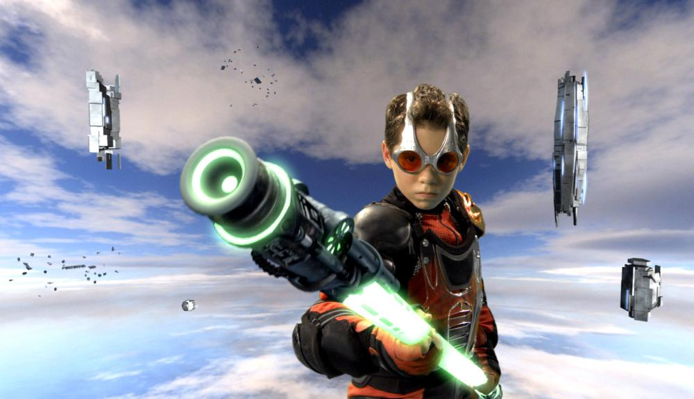 SPY KIDS 3-D: GAME OVER, Ryan Pinkston, 2003, (c) Dimension Films