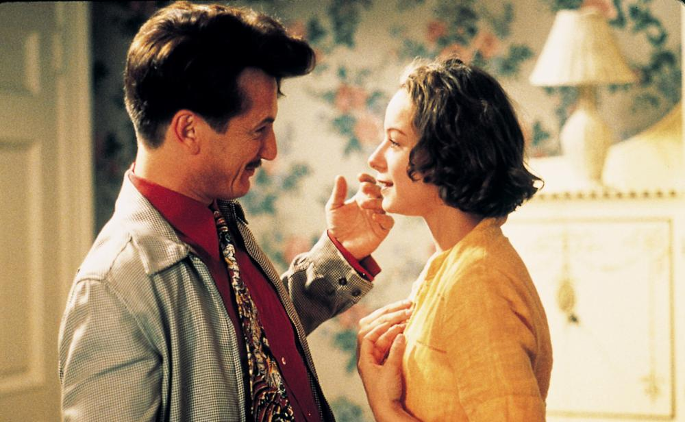 SWEET AND LOWDOWN, Sean Penn, Samantha Morton, 1999.
