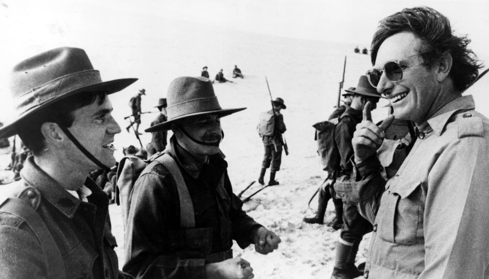 gallipoli peter weir essay Peter weir's gallipoli analysis on studybaycom - historical film gallipoli, online marketplace for students.