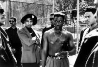 NEW JACK CITY, Ice-T, Vanessa P. Williams, Wesley Snipes, 1991