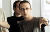 ZERO EFFECT, director Jake Kasdan on set, 1998, (c) Columbia