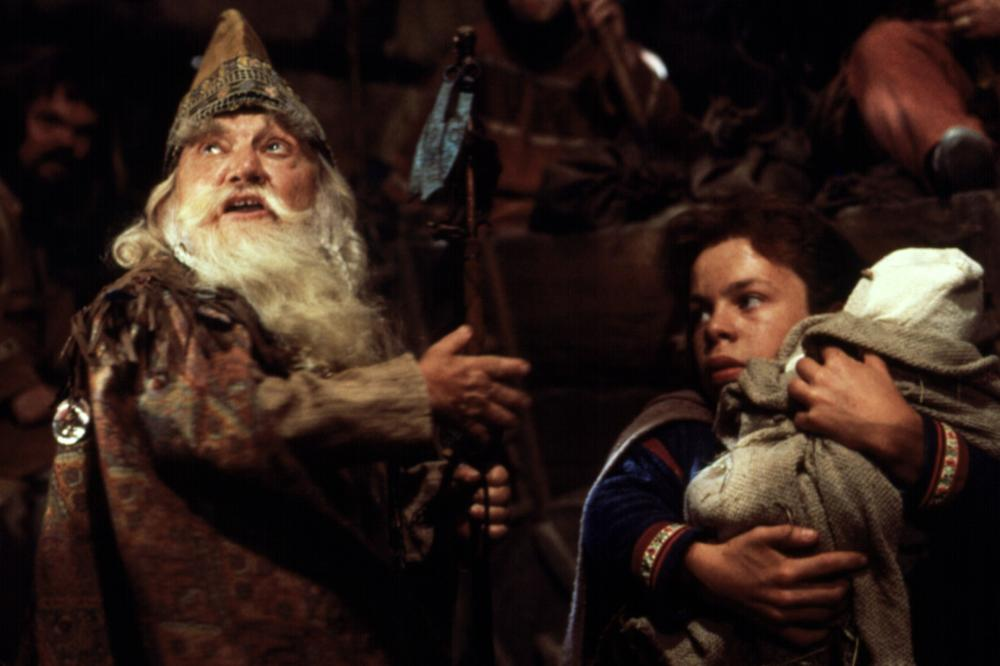 WILLOW, Billy Barty, Warwick Davis, 1988