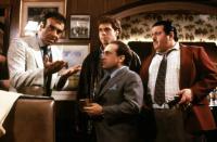WISE GUYS, Dan Hedaya, Joe Piscopo, Danny De Vito, Lou Albano, 1986