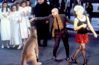 WHO'S THAT GIRL, in foreground: Coati Mundi, Madonna, 1987, (c)Warner Bros.