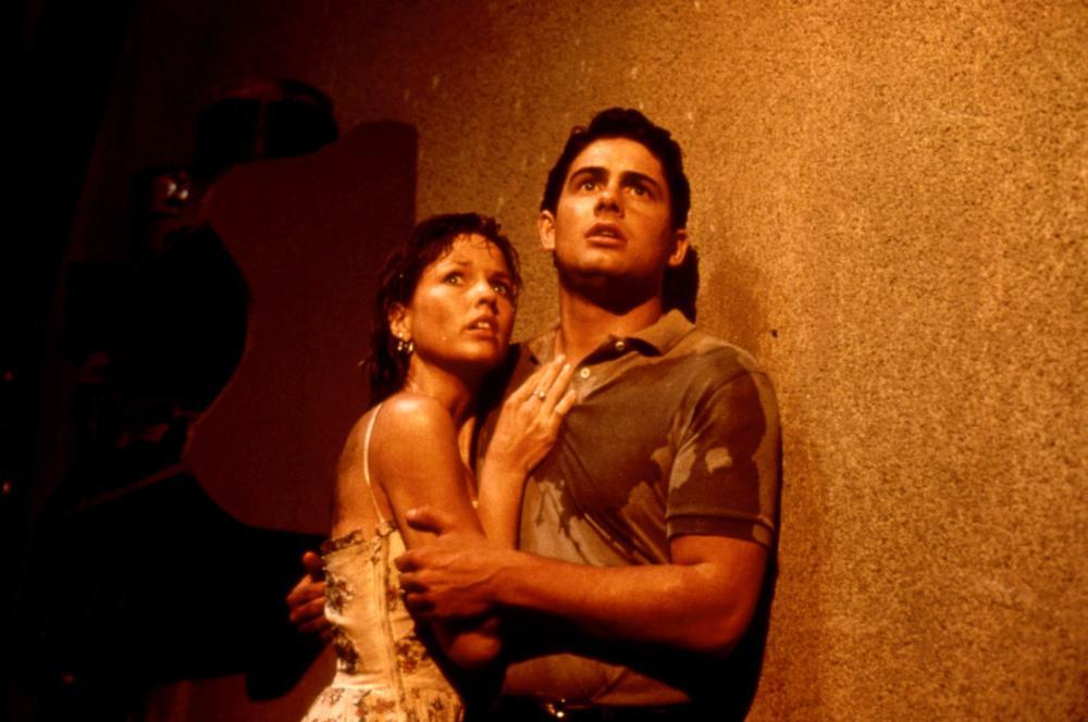 WAXWORK, Deborah Foreman, Zach Galligan, 1988, (c)Lions Gate Films Inc.