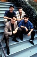 WATCH IT, (back): John C. McGinley, Tom Sizemore, (front): Jon Tenney, Peter Gallagher, 1993