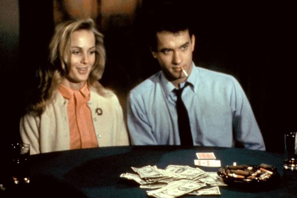 VOLUNTEERS, Jude Mussetter, Tom Hanks, 1985. ©TriStar Pictures