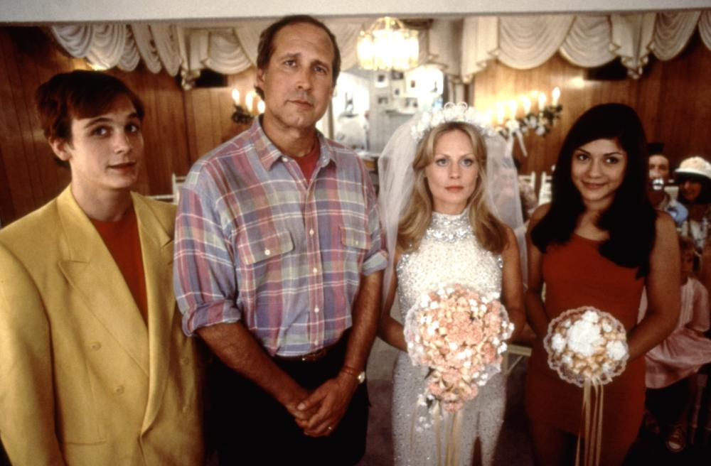 VEGAS VACATION, Ethan Embry, Chevy Chase, Beverly D'Angelo, Marisol Nichols, 1997, (c)Warner Bros.