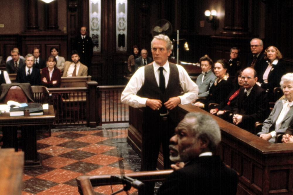 THE VERDICT, Paul Newman, Joe Seneca, 1982, TM & Copyright (c) 20th Century Fox Film Corp. All rights reserved.