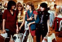 VALLEY GIRL, from left: Michelle Meyrink, Elizabeth Daily, Deborah Foreman, 1983, (c) Atlantic Releasing