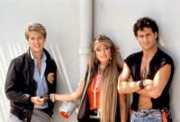TUFF TURF, James Spader, Kim Richards, Paul Mones, 1985, (c)New World Pictures