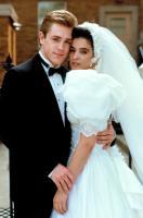 TRUE LOVE, Ron Eldard, Annabella Sciorra, 1989