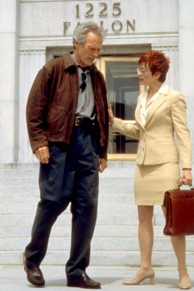 TRUE CRIME, Clint Eastwood, Frances Fisher, 1999. (c) Warner Bros..