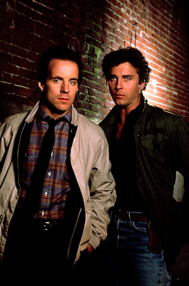 TO LIVE AND DIE IN L.A., John Pankow, William Petersen, 1985