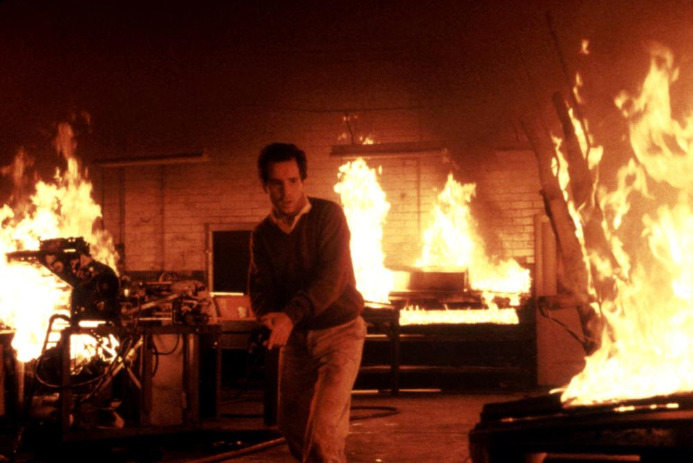 TO LIVE AND DIE IN L.A., John Pankow, 1985