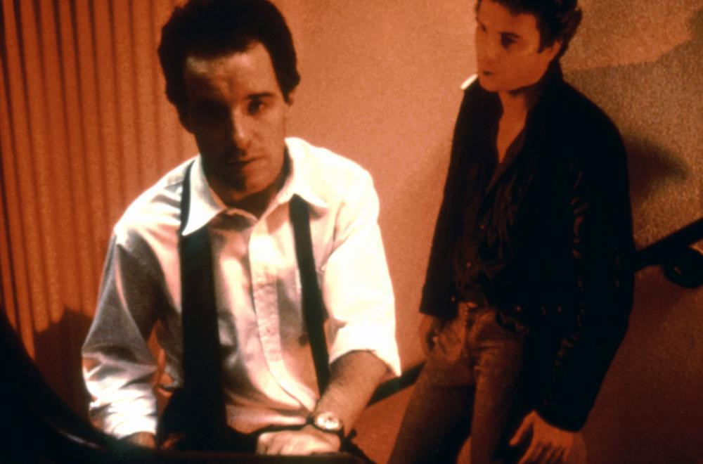 TO LIVE AND DIE IN L.A., John Pankow, William Petersen, 1985, (c)MGM/UA