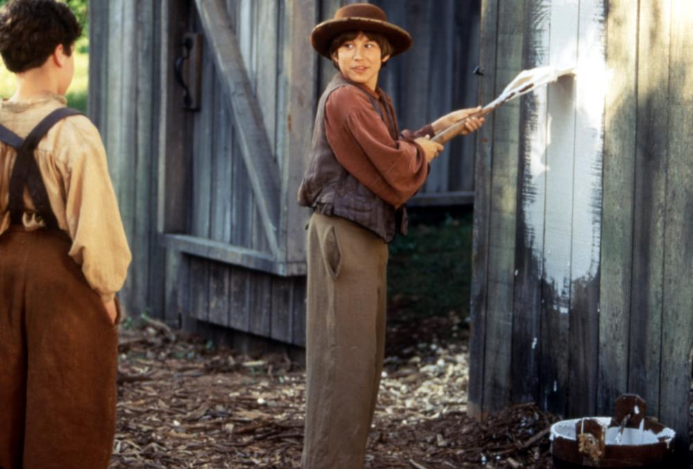 TOM AND HUCK, Jonathan Taylor Thomas, 1995, (c)Buena Vista Pictures