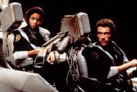 TIMECOP, Gloria Reuben, Jean-Claude Van Damme, 1994.