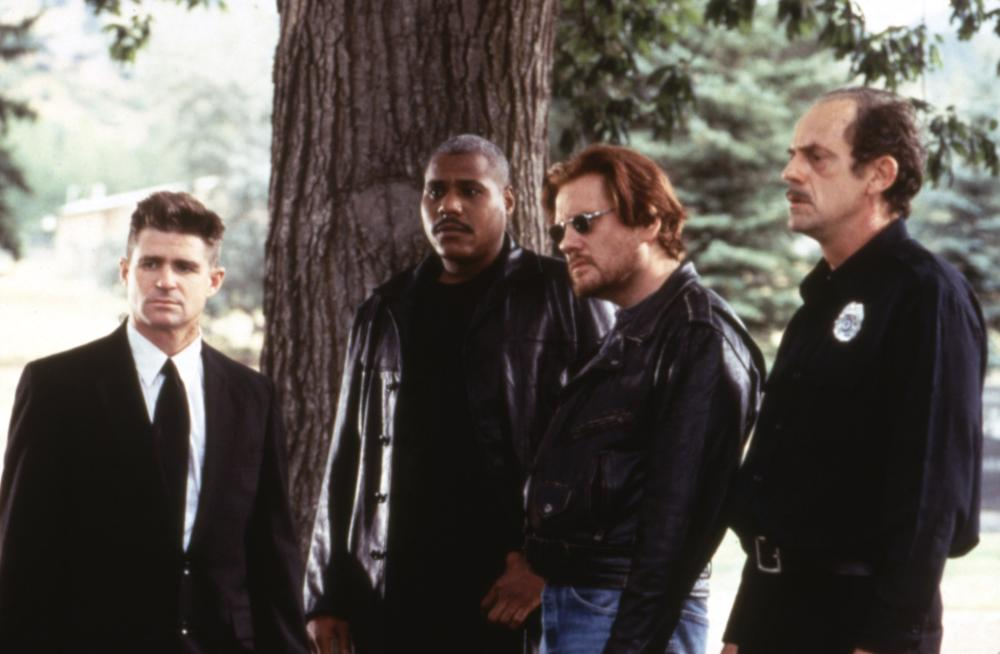 THINGS TO DO IN DENVER WHEN YOU'RE DEAD, Treat Williams, Bill Nunn, William Forsythe, Christopher Lloyd, 1995, (c)Miramax