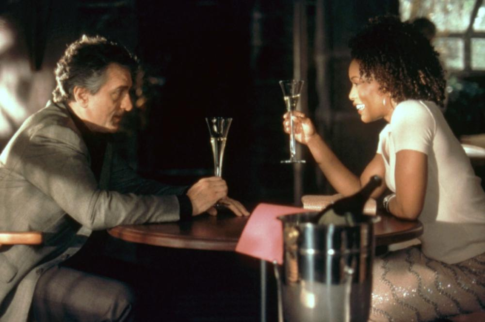 THE SCORE, Robert DeNiro Angela Bassett, 2001, © Paramount Pictures