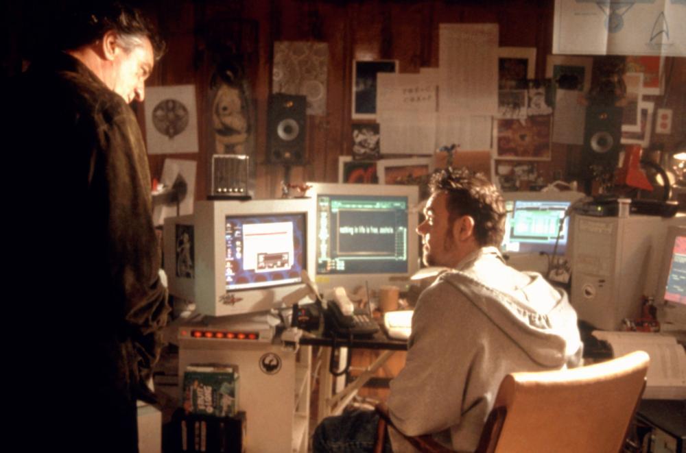 THE SCORE, Robert DeNiro, Jamie Harrold, 2001, © Paramount Pictures