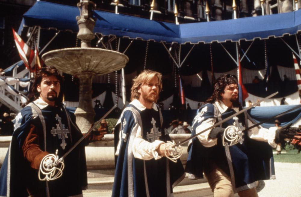 Oliver Platt Musketeers Cineplex.com   The Thr...