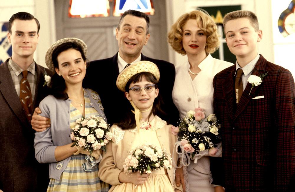 THIS BOY'S LIFE, Zachary Ansley, Carla Gugino, Robert De Niro, Eliza Dushku, Ellen Barkin, Leonardo Di Caprio, 1993. ©Warner Bros.