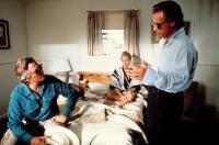 TEXASVILLE, Jeff Bridges, Cybill Shepherd, Director Peter Bogdanovich, 1990. (c) Columbia Pictures.