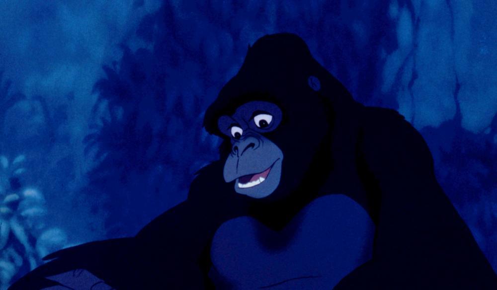 Tarzan - Tarzan gorille ...