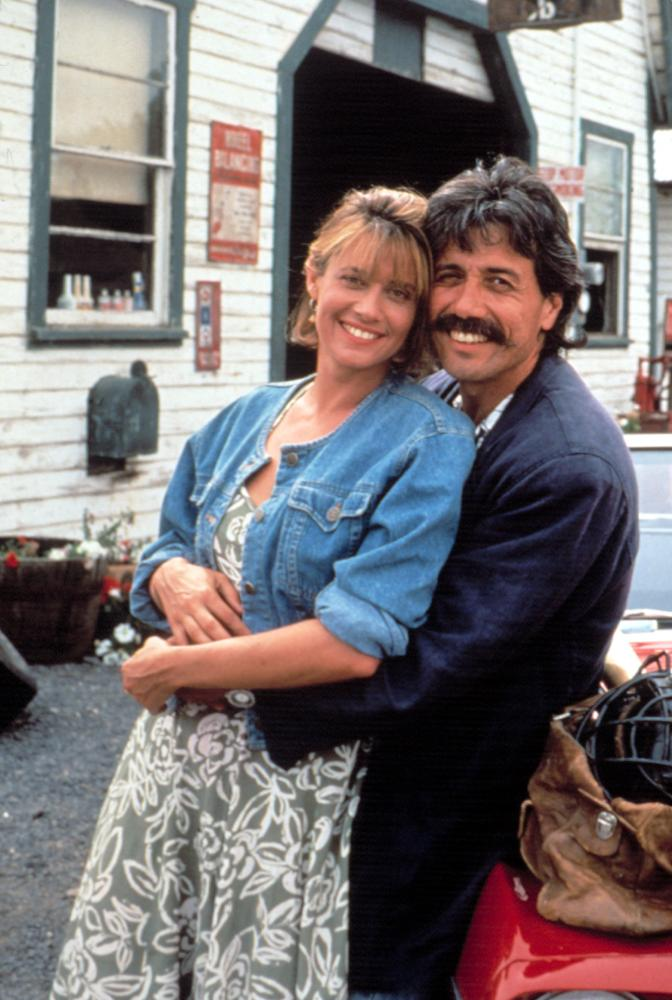 TALENT FOR THE GAME, Lorraine Bracco, Edward James Olmos, 1991, (c)Paramount Pictures