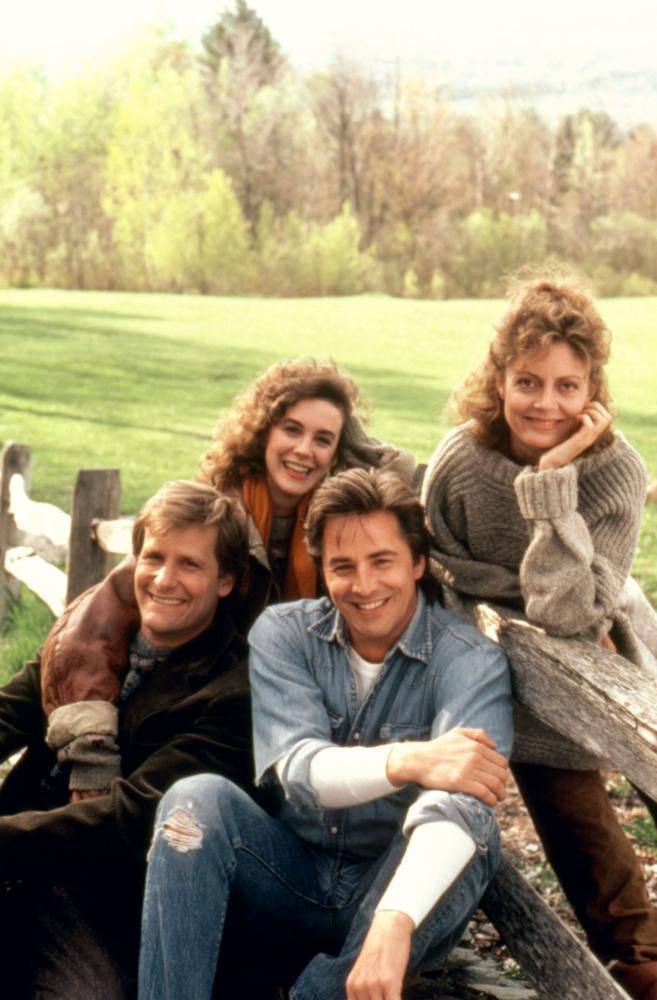 SWEET HEARTS DANCE, Jeff Daniels, Elizabeth Perkins, Don Johnson, Susan Sarandon, 1988, (c)TriStar Pictures