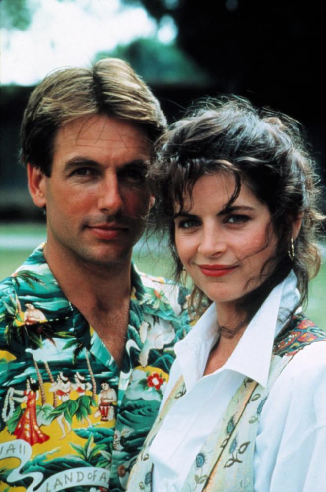 SUMMER SCHOOL, Mark Harmon, Kirstie Alley, 1987. (c) Paramount Pictures.