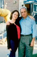 SUPERSTAR, Molly Shannon, producer Lorne Michaels, on set, 1999. (c)Paramount Pictures