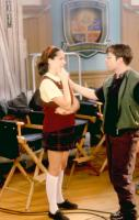 SUPERSTAR, Molly Shannon, director Bruce McCulloch, on set, 1999. (c)Paramount Pictures