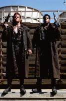 SUBURBAN COMMANDO, from left: The Undertaker, Tony Longo, 1991. ©New Line Cinema