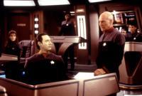STAR TREK: FIRST CONTACT, Brent Spiner, Patrick Stewart, 1996, (c)Paramount