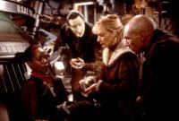 STAR TREK: FIRST CONTACT, Alfre Woodard, Brent Spiner, Gates McFadden, Patrick Stewart, 1996, (c)Paramount