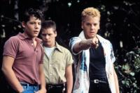 STAND BY ME, Bradley Gregg, Jason Oliver, Kiefer Sutherland, 1986. (c)Columbia Pictures.