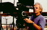 SPEED, director Jan de Bont, on set, 1994,  TM and Copyright ©20th Century Fox Film Corp. All rights reserved.