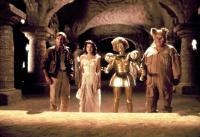 SPACEBALLS, Bill Pullman, Daphne Zuniga, Joan Rivers, John Candy, 1987. (c)MGM.