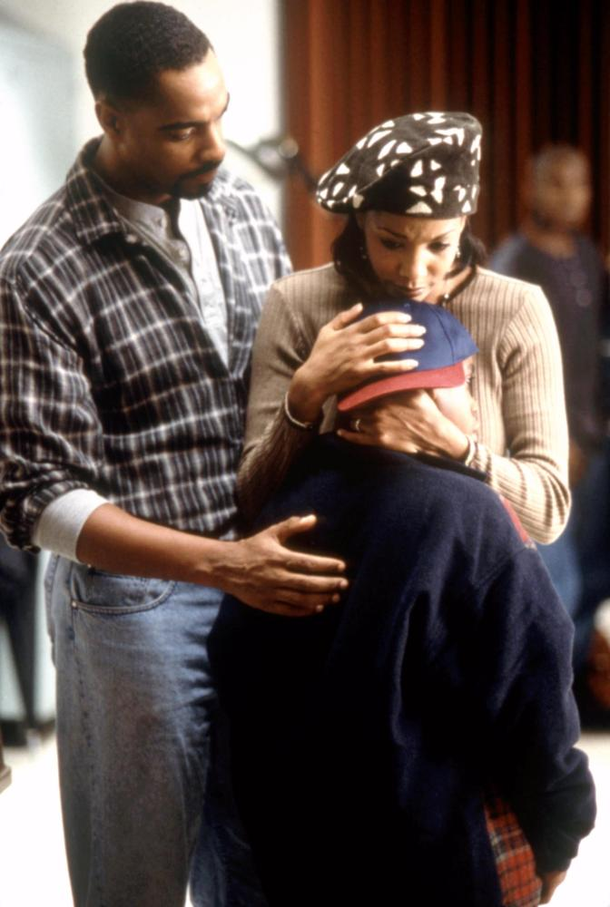soul food film essay If classic films like the best man can make a return to the big screen for a  sequel, then why not add another great film like soul food,.