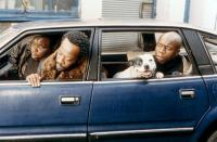 SNATCH, Ade, Lennie James, Robbie Gee, 2000, (c)Screen Gems